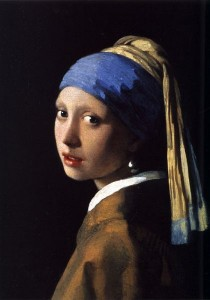Girl with Pearl Earring Lapis Lazuli