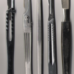 obsidian scalpels