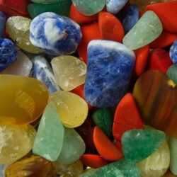 Crystal Tumbled Stones