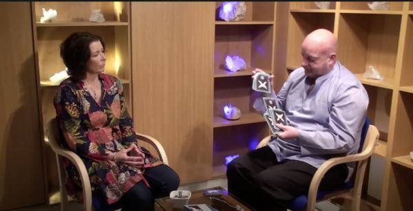 Interview at Atlantis Crystals